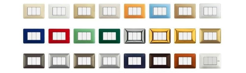Placche Bticino Matix Catalogo Prezzi E Offerte