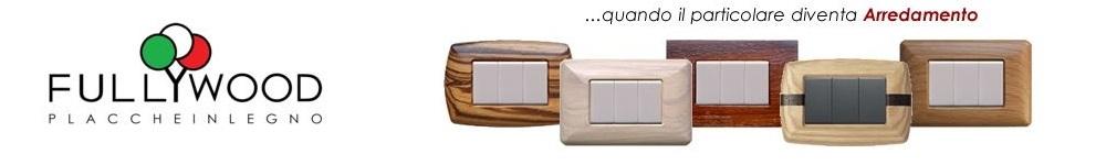 Placche in legno