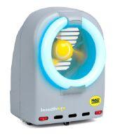 Elettroinsetticida professionale Round Sterilizer ad aspirazione con lampada ad azione germicida