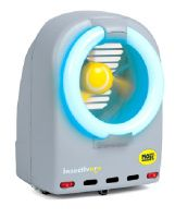 Elettroinsetticida professionale ad aspirazione Round Sterilizer con lampada germicida
