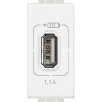 LIVINGLIGHT - USB charger white