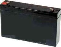 Batteria ricaricabile 6V 6.5Ah