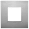 Arke - placca Classic Alu-Tech in alluminio 2 posti lava