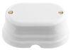 Oval - scatola di derivazione in porcellana