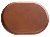 Oval - rosetta legno colore ciliegio
