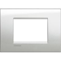 LL - cover plate 3M moonlight silver