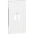 BTicino KW12C Living Now Bianco - cover caricatore USB 2 moduli