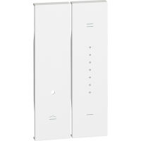 BTicino KW19 Living Now Bianco - cover dimmer 2 moduli