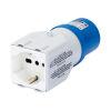 Adattatore spina IEC309 2P+T a 1 universale P11/17/30 IEC 309 MA