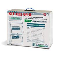 Kit centralino AVE K012-DIN275125 livello 2