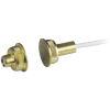 BTicino 3510PB - contatto magnetico in ottone per tutti i tipi di serramenti
