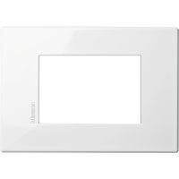 Axolute Eteris - cover plate 3m white