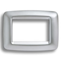 PLAYBUS YOUNG 3 GANG SOFT CHROME PLATE