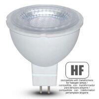 Lampada led MR16 GU5.3 06W 12V 3000K MULTI HF 100