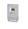 Proiettore led 030W 4000K MICRO 2 PR silver simmetrico
