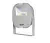 Proiettore led 080W 4000K LITTLE-LORD AR silver asimmetrico