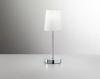 Lampada da tavolo con paralume 6506 bianco