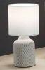 Lampada da tavolo Provenza-Mash 6694 bianca