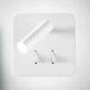 Applique led Plug 6704 bianco
