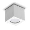 Plafoniera Cristaly 8899 bianco