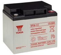 Batteria ricaricabile 12V 38Ah