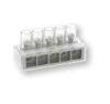 Morsetto unipolare 5 multiforo 6 mmq BOXline-Multi