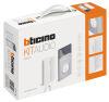 BTicino 364231 - kit audio monofamiliare Classe 100A16M - Linea 3000