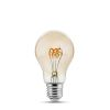 Lampada led goccia anticata E27 03W 230V 2200K Tecno Vintage