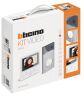 BTicino 364612 - kit video monofamiliare Classe 100V16E - Linea 3000