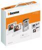 BTicino 364622 - kit video bifamiliare Classe 100V16B - Linea 2000
