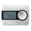 WALL-M TIMED THERMOSTAT, WIRELESS, WHITE