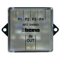 BTicino 346841 - derivatore audio video 2 FILI