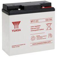 Batteria ricaricabile 12V 17Ah
