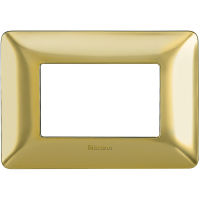 cover pl. 3m satin gold