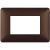 cover pl.3m coffee brown
