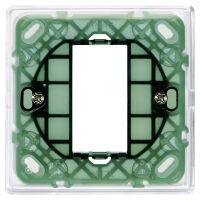 Plana - placca in tecnopolimero 1 posto reflex aria