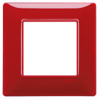 Plate 2M Reflex ruby