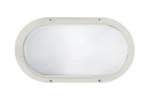 Plafoniere Per Forni : Prisma plafoniera superdelta ovale bianca e w
