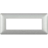 Màtix Cover plate 6 mod. chalk-white