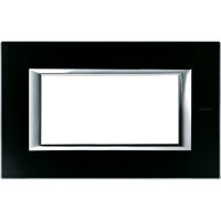 cover pl. 4m black glass