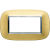 BTicino HB4804OS - cover pl. 4m satin gold