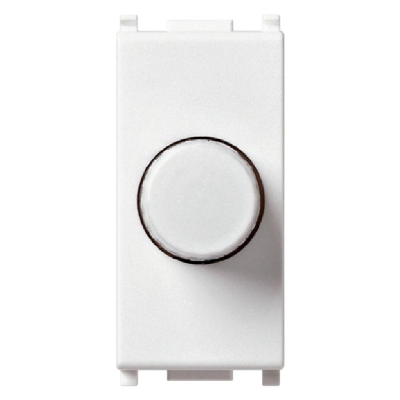 Schema Collegamento Lampada Con Sensore Di Movimento : Vimar 14153 plana regolatore di luminosità con deviatore