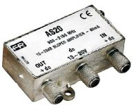 Amplificatore di linea SAT 15-20 dB