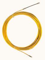 Sonda tirafili 4mm 10mt Yellow Twisty