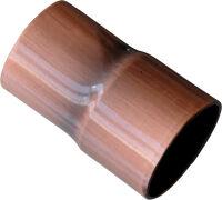 Rame anticato - tubo scatola ø 20mm