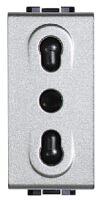 socket 2P 10/16A 250V
