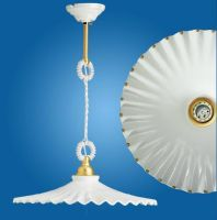 Suspension lighting antique gocce d'oro Ø280