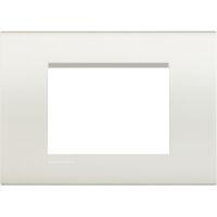 LivingLight - cover plate 3P white