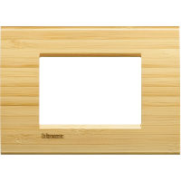 LL - cover plate 3P bamboo