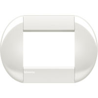 LL - cover plate 3P white